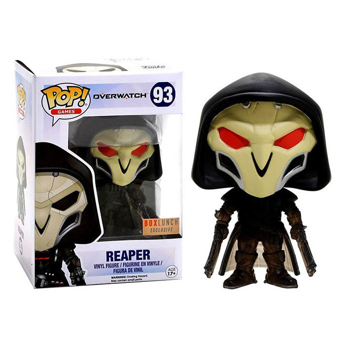Funko Pop - Overwatch - Smokey Reaper 93