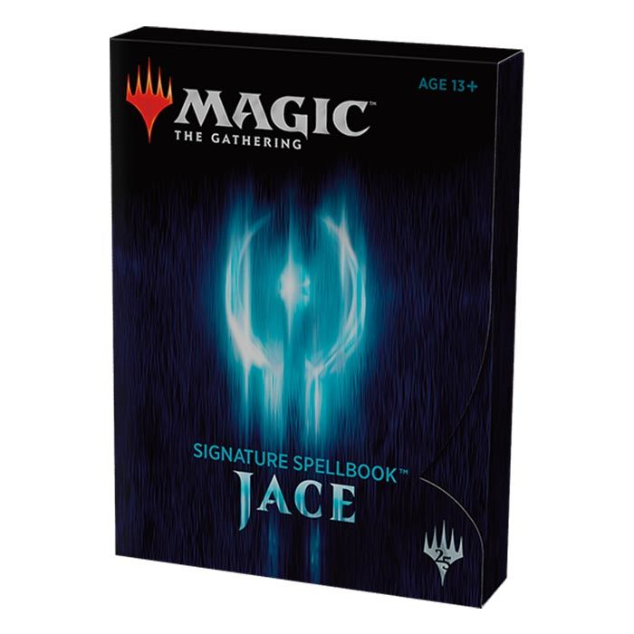 Caja - Magic - Jace Spellbook