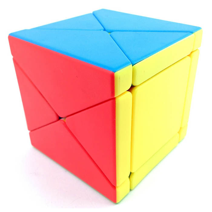 Cubo Mágico - Fisher Skewb Stickerless