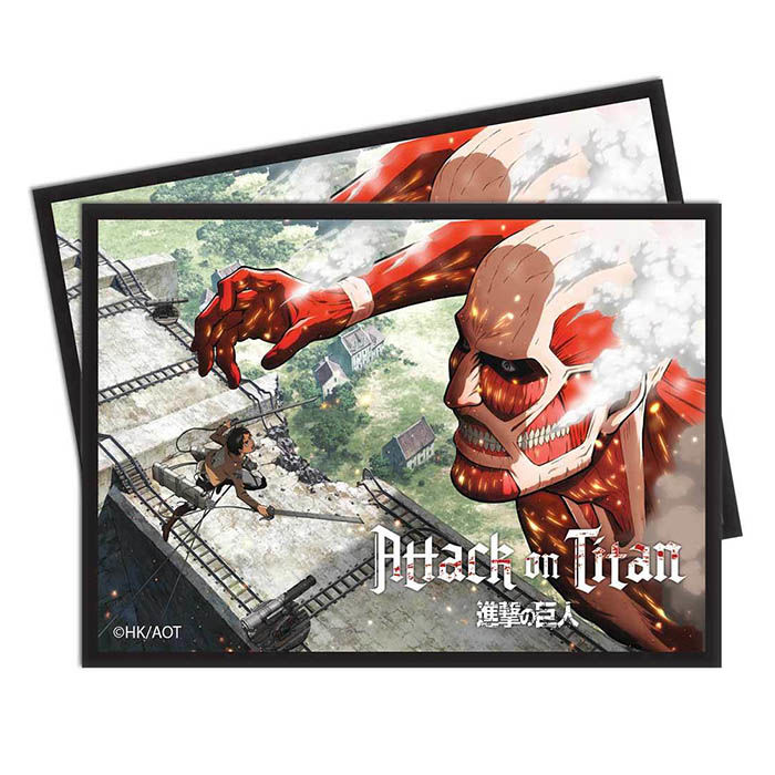 Fundas - Attack on Titan - Eren vs Colossal (65)