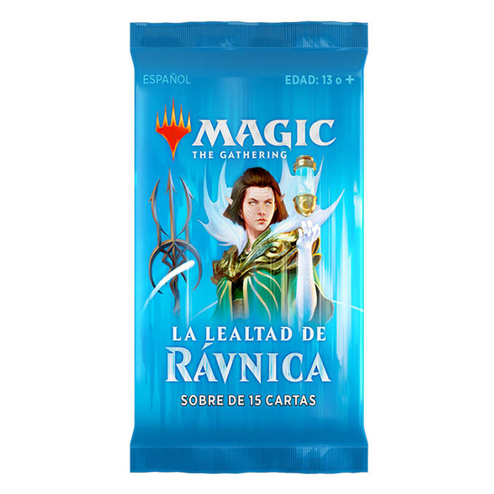 Sobre - Magic - La Lealtad de Ravnica (ESP)