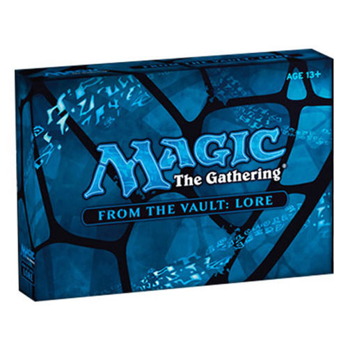 Magic - From The Vault Lore