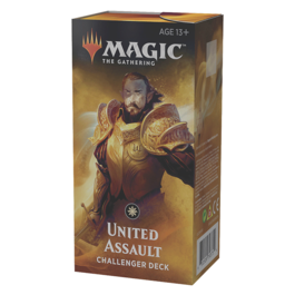 Challenger Deck - Magic - United Assault (Mono White)