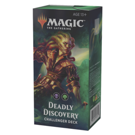 Challenger Deck - Magic - Deadly Discovery (Green / Black)
