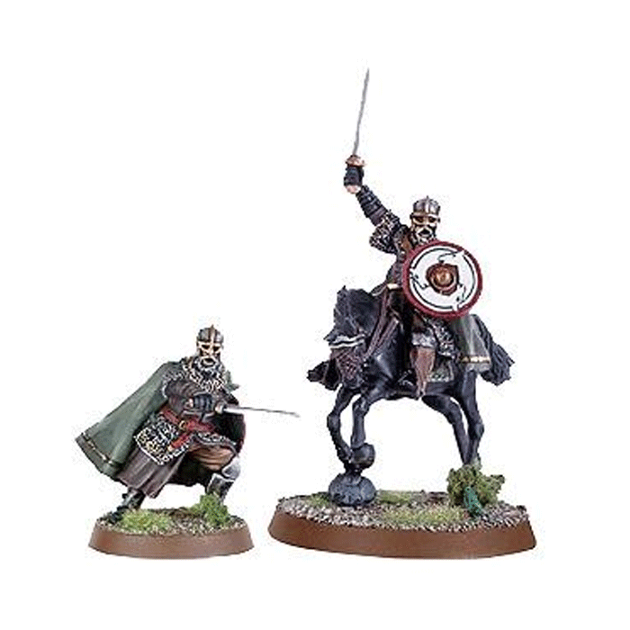 Captain of Rohan™ Foot and Mounted