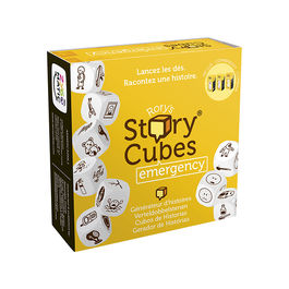 Story Cubes - Emergency (9 dados)