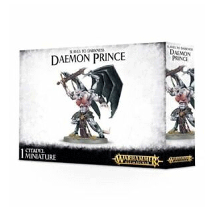 Warhammer Age of Sigmar - Slaves to Darkness - Daemon Prince