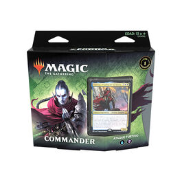 Baraja - Magic - Zendikar Rising Commander - Ataque Furtivo (ESP)