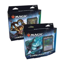 Baraja - Magic - Commander Kaldheim (2 modelos a elegir) Castellano