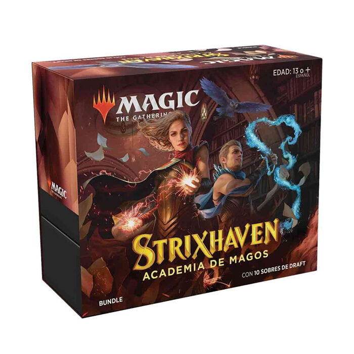 Bundle - Magic -  Strixhaven (Español)